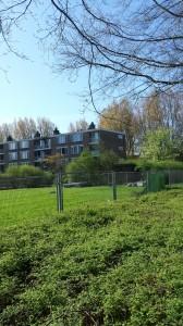 Villa Voorschot hekken opgetrokken 9 april 2014