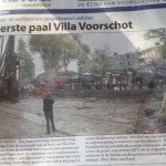 Artikel  Witte Weekblad  Eerste paal