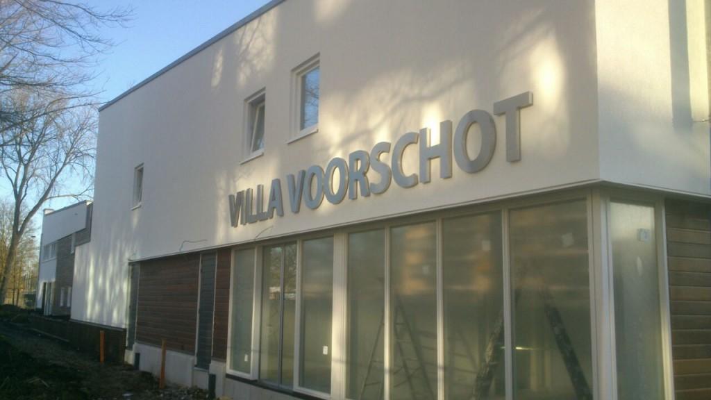 Villa Voorschot naam 2