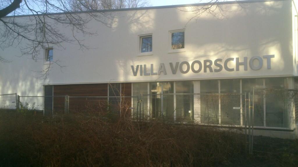 Villa Voorschot naam 7-1-2015